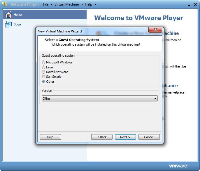 Tutorials/Installation/Install SoaS in VMware Player - Sugar Labs