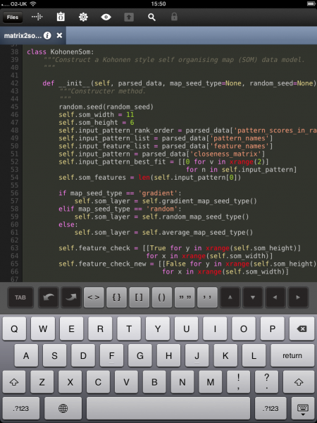 IOS python source code editor with custom keyboard.PNG